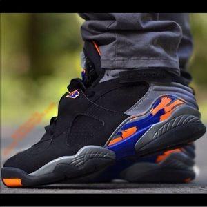 7d76ea68e4d1da Jordan Shoes - AUTOGRAPHED Jordan Retro 8 Phoenix Suns